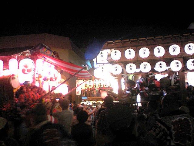 伊勢崎祭り